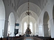 Ribe St.Katharina - Innenraum 1