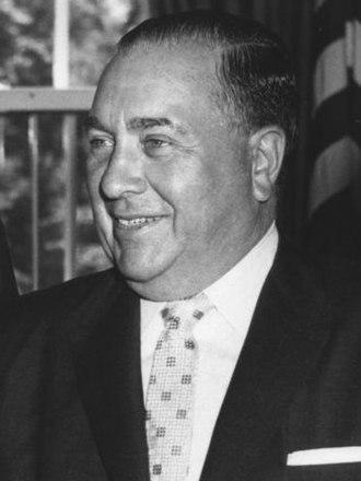 Richard J. Daley - Image: Richard J. Daley (JFKWHP AR7347 A)