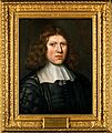 Richard Lower (1631-1691), anatomist. Oil painting by Jacob Wellcome V0017962.jpg