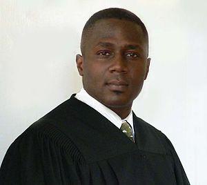Ian Richards (judge) - Image: Richards Headshot Robe