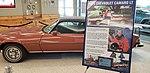 Rick Husband's Camaro on display at Rick Husband Amarillo International Airport.jpg