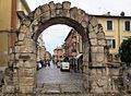 Rimini, porta montanara, est. 02.JPG