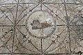 Risan, villa romana, mosaici della fine del II secolo, camera da letto 04 ipno.JPG
