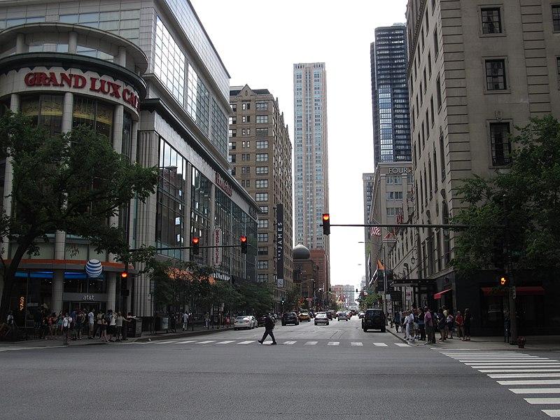 Melhores hotéis de Chicago