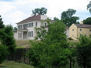 Riversdale (Riverdale Park, Maryland) - Image: Riversdale Manor 3