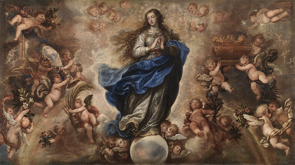Image result for feast of the immaculate conception of mary