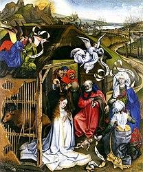 โรเบิร์ต กัมปิน: Nativity