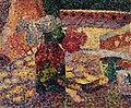 Robert Delaunay Nature morte au vase de fleurs c1907.jpg