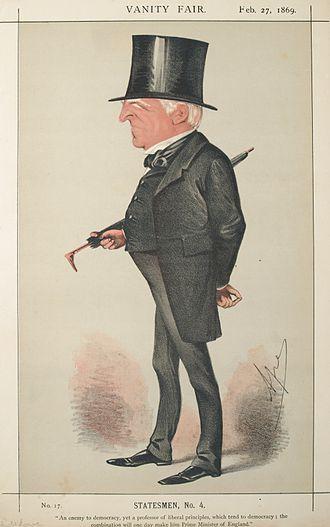 Robert Lowe - Robert Lowe, Vanity Fair, 1869