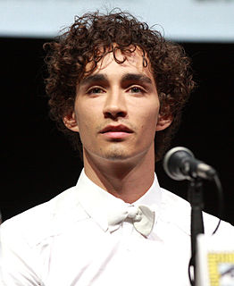 Robert Sheehan Irish actor