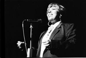 Roberta Flack - Roberta Flack in concert in 1992