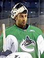 Roberto Luongo 2009 training camp 2.jpg