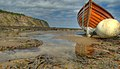 Robin Hoods Bay Whitby North Yorkshire Fishing Beach.jpg
