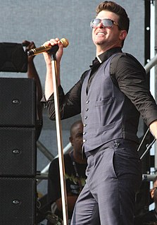 Robin Thicke discography Artist discography