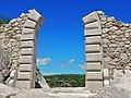 Rocca San Felice - Copia del portale del castello.jpg