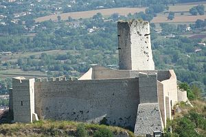 Cassino - Rocca Janula.