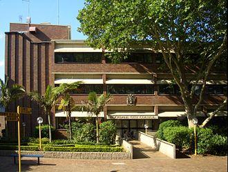 City of Rockdale - Rockdale City Council administration building
