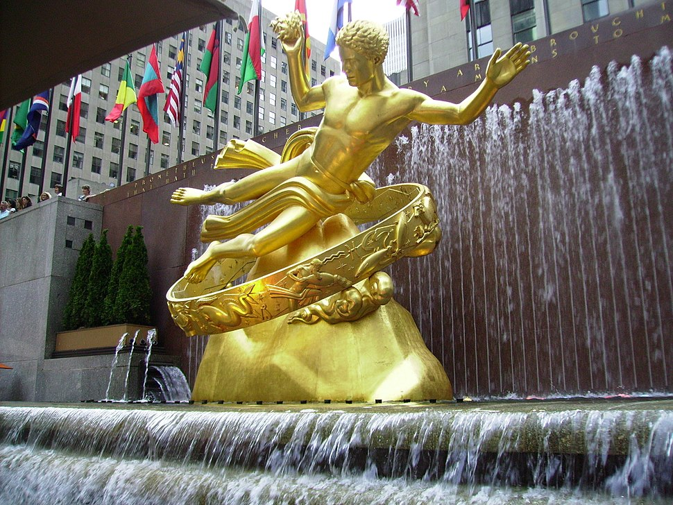 Rockefeller Center MAM