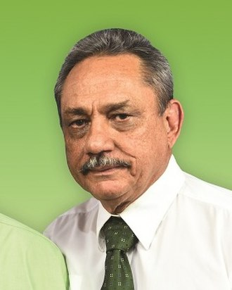 Seychellois parliamentary election, 2016 - Image: Roger Mancienne head shot(cropped)