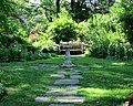 Roger Morris Park garden and sundial from south.jpg