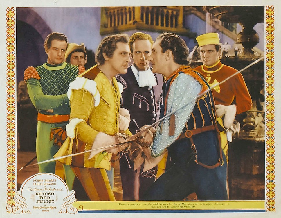 Romeo and Juliet lobby card 2