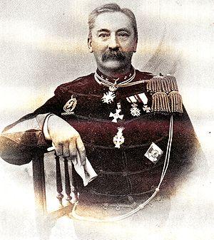 Willem Rooseboom - Willem Rooseboom in 1899