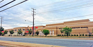Prince George's County Public Schools - Rosa L. Parks Elementary School