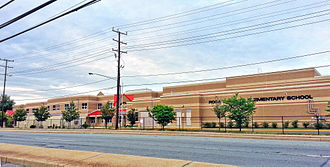 Chillum, Maryland - Rosa L. Parks Elementary School