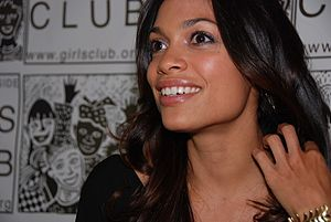 English: Rosario Dawson at Willows awards