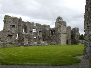 Roscommon - Roscommon Castle