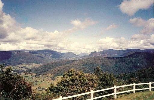 Rosin's Lookout Beechmont Queensland