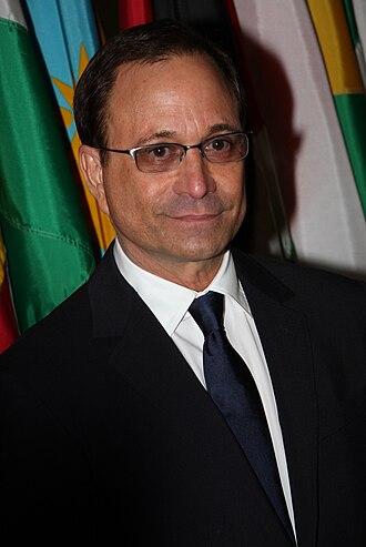Ross Bleckner - Bleckner in May 2009