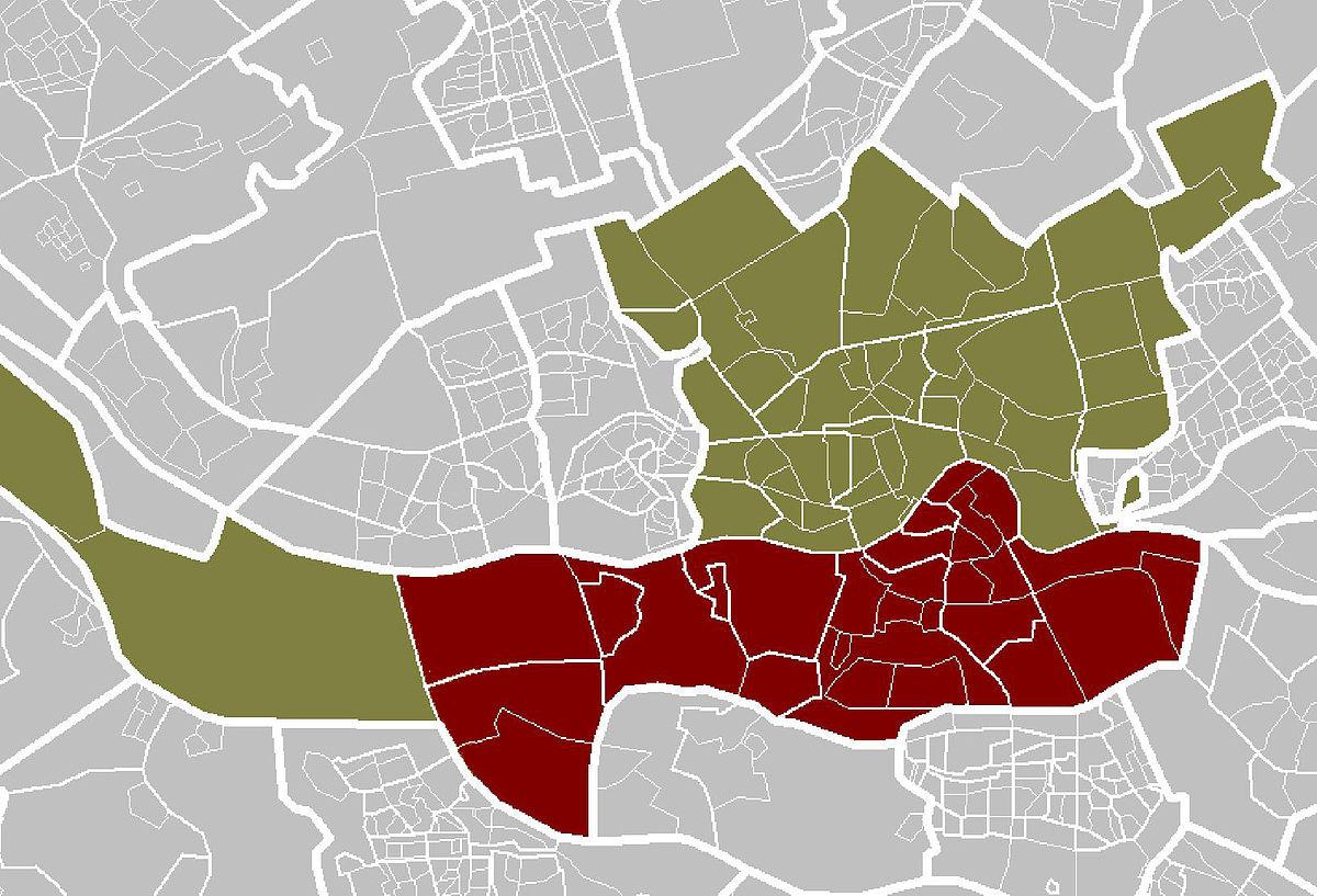 Rotterdam zuid wikipedia for Zaalverhuur rotterdam zuid