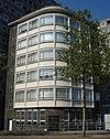 foto van Gecombineerd bank- en appartementengebouw in Nieuw-Zakelijke stijl