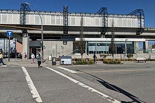 Royal Oak station (SkyTrain) Metro Vancouver SkyTrain station