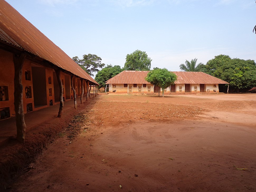 Royal Palaces of Abomey-133471