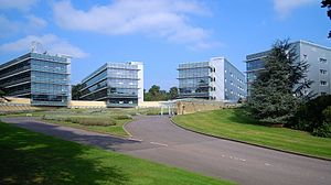 RTKL Associates - Royal Pavilion Office Park, Aldershot