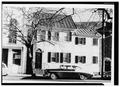Royal Street Area Survey, 207 North Royal Street (House), Alexandria, Independent City, VA HABS VA,7-ALEX,125-1.tif