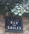 Rue des Saules street sign.jpg