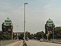 Ruhrort, twee torens op de brug over de Ruhr foto2 2012-08-20 14.01.jpg