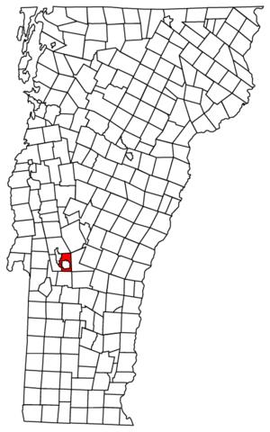 Rutland (town), Vermont - Image: Rutland town vt highlight