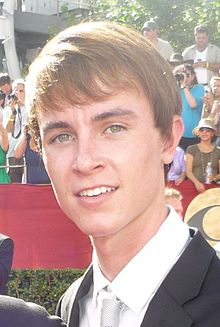 Description de l'image Ryan Kelley headshot 2009.jpg.
