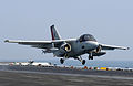 S-3B Viking launched off the flight deck of the USS Theodore Roosevel.jpg