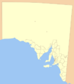 Map of South Australia