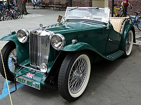 1000  images about MG TD - Late 1949 to late 1953 on Pinterest ...