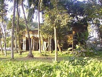 S. D. Burman - Sachin's abandoned house in Comilla