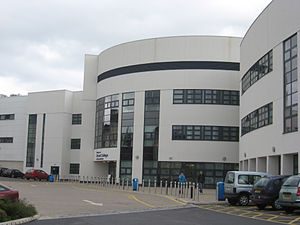 South Gloucestershire and Stroud College - Image: SGS Stroud Campus