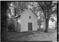 SLAVE QUARTERS - Causey House, 2 Causey Avenue, Milford, Sussex County, DE HABS DEL,3-MILF,2-10.tif