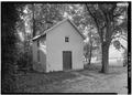 SLAVE QUARTERS - Causey House, 2 Causey Avenue, Milford, Sussex County, DE HABS DEL,3-MILF,2-10.tif