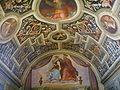 SMN Cappella dei Papi, Ridolfo del Ghirlandaio, assunzione della Vergine 5.JPG